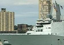 корабль нью-йорк спущен на воду
