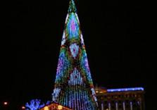 новогодняя елка харьков