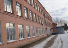 школа зима