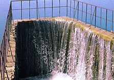 сброс воды