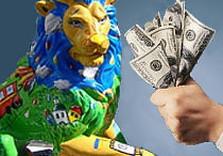 лев доллары