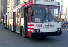 троллейбус харьков