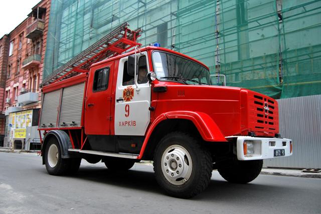 На Харьковщине пожарные спасли жилой дом от огня