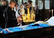 владыка никодим похороны