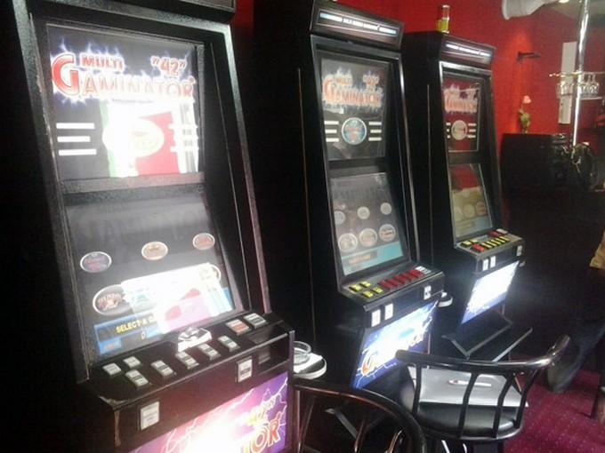 Убийство В Игровых Автомата