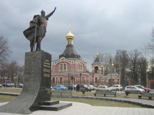 храм александр невский харьков
