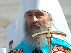 Основная цель визита митрополита - освящение храма святых Жен-Мироносиц