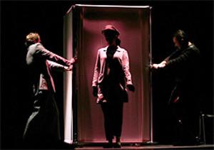 Дом актера (театр 19) — «Двери»