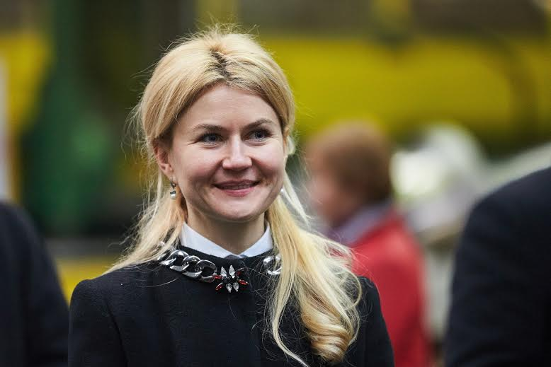 Юлия Светличная поздравила юристов с профессиональным праздником