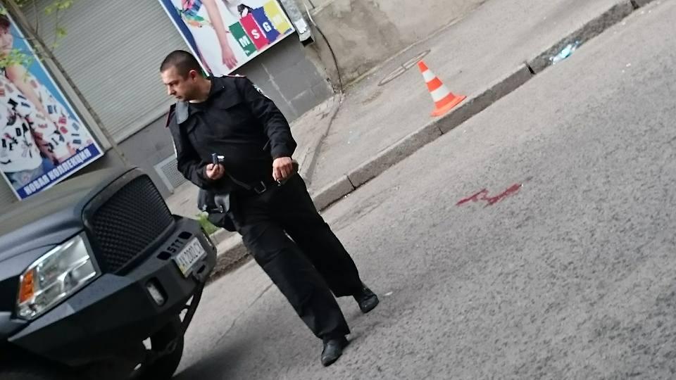 Стали известны детали ранения полицейского вХарькове