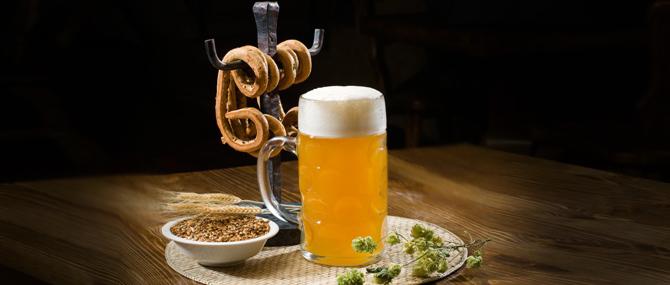 Пивовар Марек Пьетонь из города Острава (Чехия) создал уникальное пиво, в состав которого кроме прочих ингредиентов входит также золото. В
