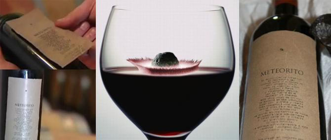 Необычный эксперимент по созданию метеоритного вина начали еще в 2009 году