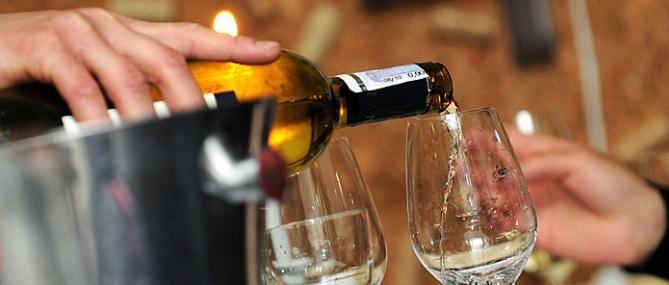 In Vino заботится о качественном досуге харьковских гурманов
