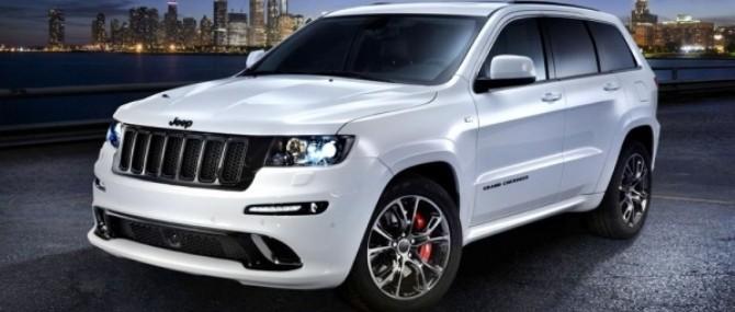 Jeep представит на международном Парижском мотор-шоу, открывающемся на следующей неделе, три новинки.