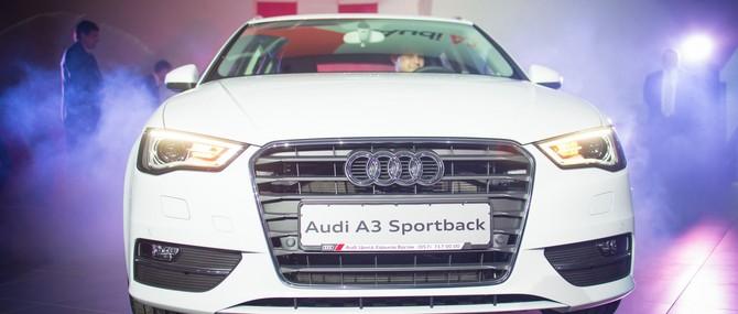 Audi A3 Sportback - высокотехнологичный, спортивный, практичный и прогрессивный автомобиль