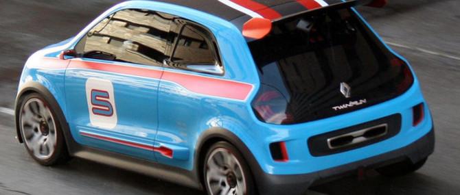 Renault представила среднемоторный хэтчбек с задним приводом