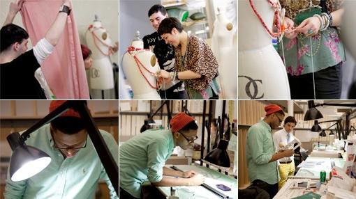 admissions essay for fashion school