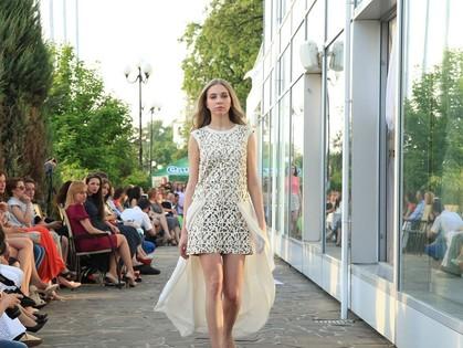 Украинские дизайнеры удивили гостей высотой своего мастерства