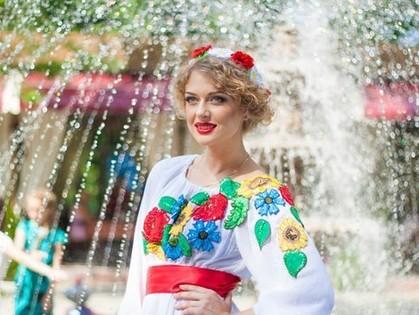 У кого-то еще есть сомнения в том, что украинские женщины самые красивые?:)