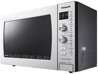 Микроволновая печь Panasonic – просто выберите рецепт