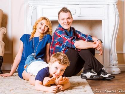Семья Осиповых вышла в финал зрительского голосования в социальных сетях.
