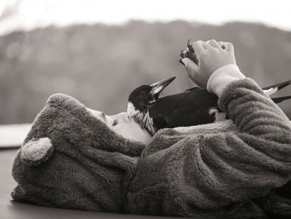 Эти живые фото раскрывают суть дружбы между животным и человеком