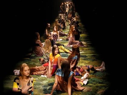 Идеей харьковских дней моды в этом году стало единство.