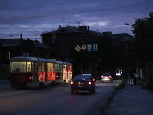 Улица Конева