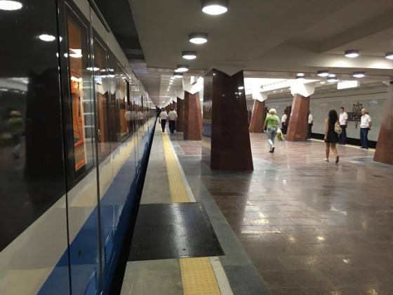Кабмин позволил открыть станцию метро «Победа» вХарькове