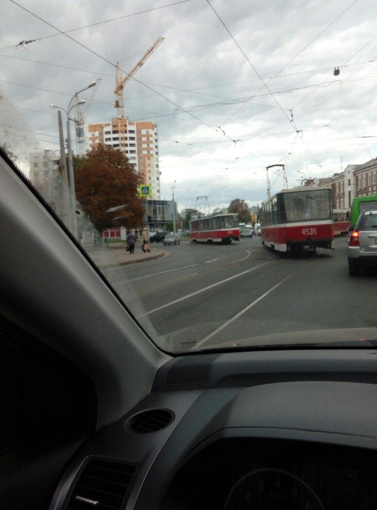 И снова в Харькове