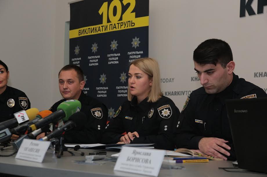 Патрульные невыдерживают. неменее сотни харьковских «копов» уволились