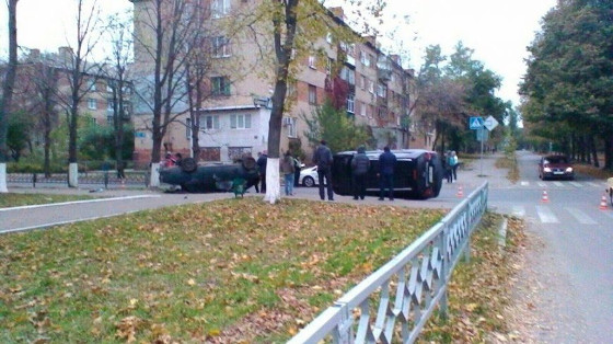 Под Харьковом вДТП погибли два человека