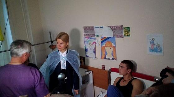 Коваленко удалил пост с признательностью украинским военным