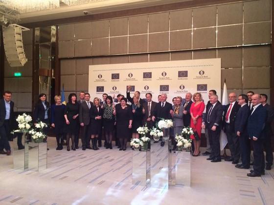 ЕБРР открыл второе региональное представительство вУкраине