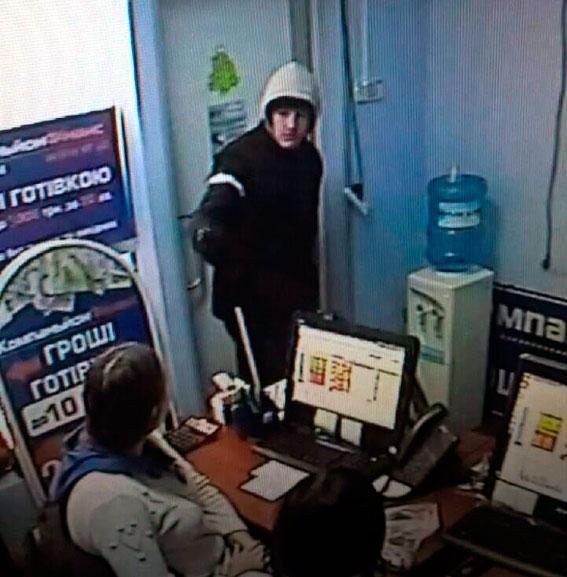 Напроспекте Гагарина мужчина средь бела дня ограбил компанию - милиция