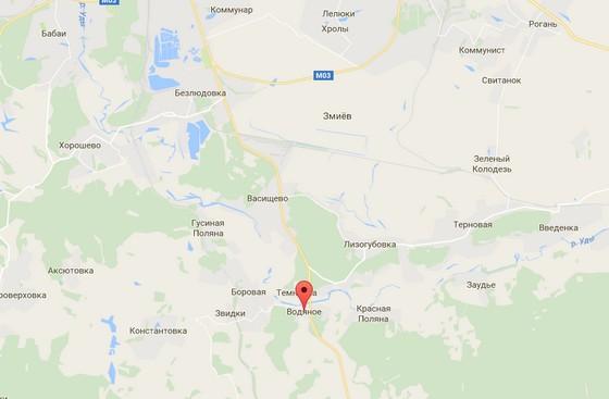 Встолкновении автобуса илегковушки погибла женщина— ДТП вЗмиевском районе