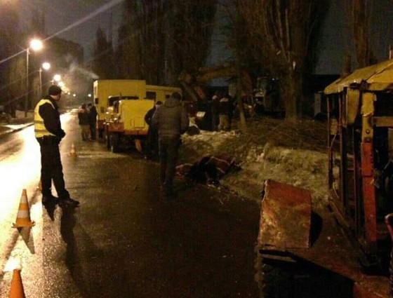 КП «Харьковводоканал» ищет свидетелей ДТП, вкотором умер работник учреждения