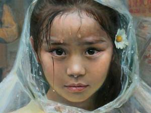 Выставка китайской живописи