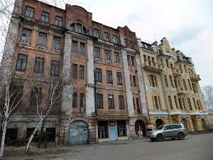 На набережной Харькова