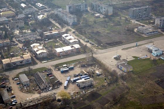 Сколько территории очистили отвзрывчатки— Балаклея