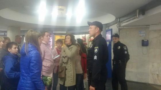 Станция метро «Университет» закрыта, наплощади ищут бомбу
