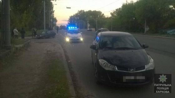 Школьника сбил автомобиль: Пострадавший в больнице (ФОТО)