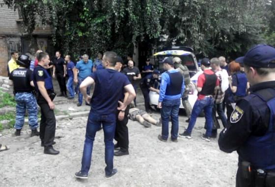 В милиции поведали детали специализированной операции вцентре Харькова