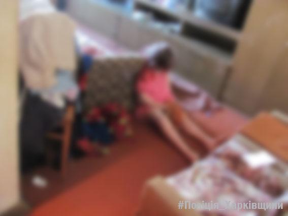 Зверское убийство вХарькове: сын досмерти избил свою мать