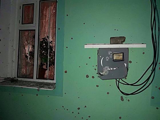 Водворе под Харьковом произошел взрыв