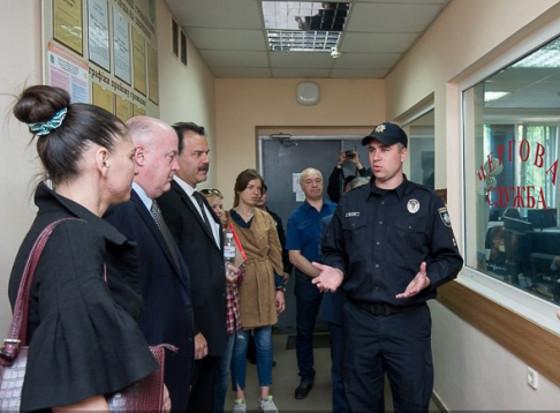 Глава патрульной милиции Харькова подал вотставку