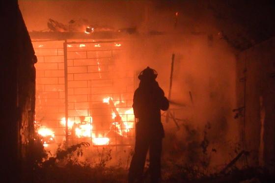 НаХарьковщине «травяная пожар» перекинулся нагазовую магистраль