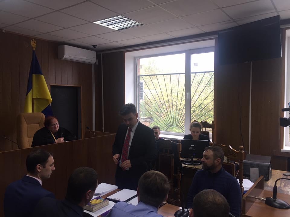 Схвачен босс компании «Укргаздобыча», которая входит вгруппу народного депутата Новинского