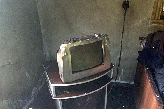 ВНиколаевской области вовремя пожара умер мужчина