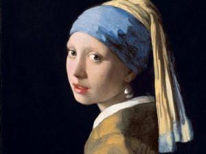«Девушка с жемчужной серёжкой». Ян Вермеер